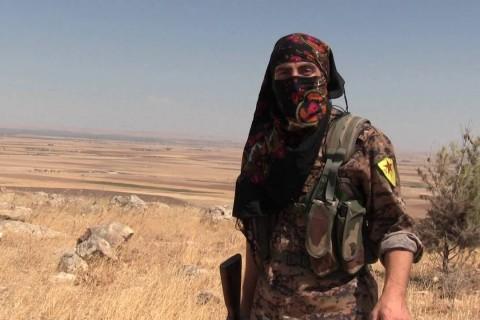 Combattente italiano delle Ypg manda un messaggio all'Italia dal Rojava