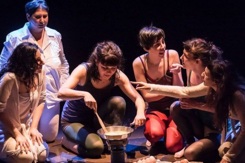 """Il mercato di 20 Pietre presenta """"Magnifico Teatrino Errante"""" 5 dicembre"""