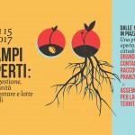15 anni di Campi Aperti! Il 15 di ottobre CampiAperti sarà in piazza 8 Agosto con un grande mercato contadino per festeggiare i nostri primi 15 anni di vita e di lotta per la sovranità alimentare e la giustizia sociale.