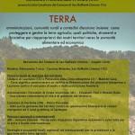 Terra – amministrazioni, comunità rurali e contadini discutono