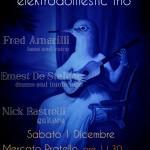 Elektrodomestic trio Mercato del Pratello Sabato 1 Dicembre  2018
