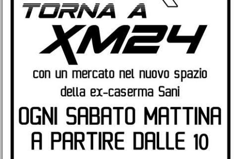 APRE UN NUOVO MERCATO ALL'EX CASERMA SANI (in aggiunta a quello di via Gobetti)